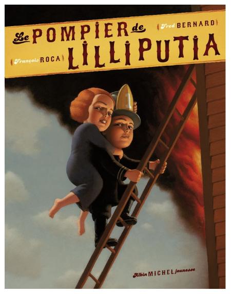 Le pompier de Liliputia - Les incorruptibles