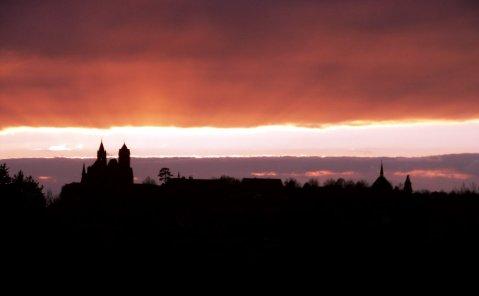 Breisach skyline
