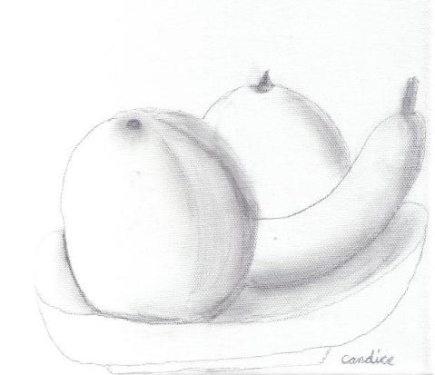 Nature morte Candice