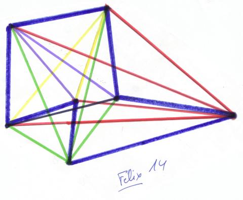 diagonales heptagone