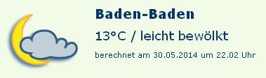 Baden_Baden Wetter