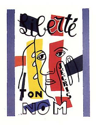 Liberté - Paul Eluard