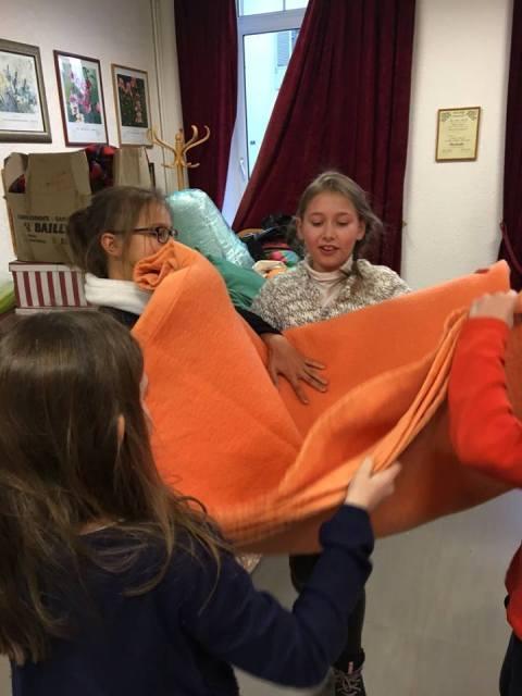 lesmaires et les couvertures